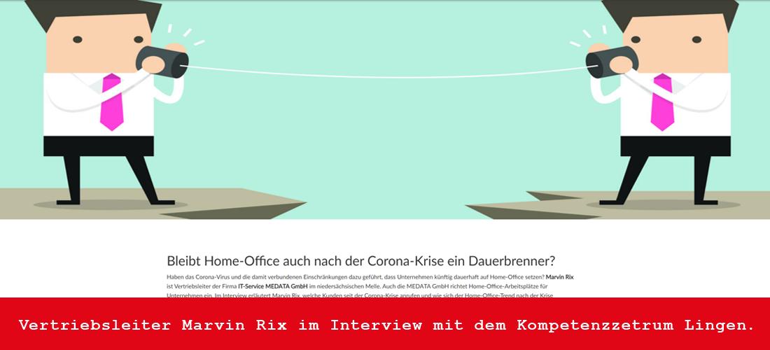 Bleibt Home-Office auch nach der Corona-Krise ein Dauerbrenner?